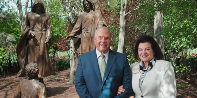 Restoration Face to Face Announced with Elder & Sister Rasband