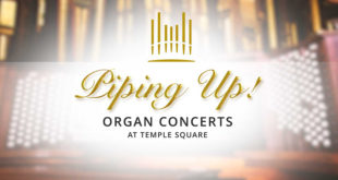 Tabernacle Choir to Launch Streamed Organ Recitals
