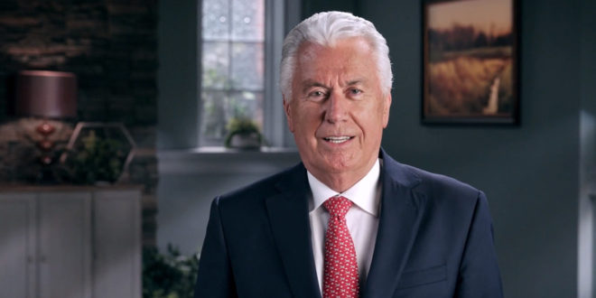 You Are the Hero Of Your Own Story, Elder Uchtdorf Says