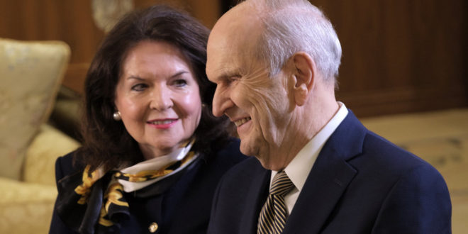 President Nelson Shares Message of Hope During Ongoing Pandemic