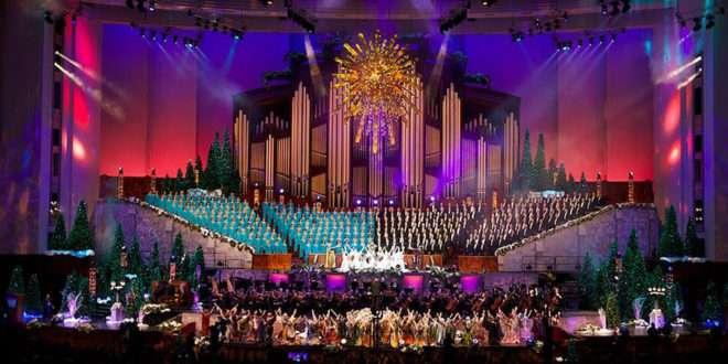 The Tabernacle Choir Cancels 2020 Christmas Concert