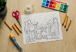 Here's Your Free Come, Follow Me Coloring Page – September 7-13, 2020