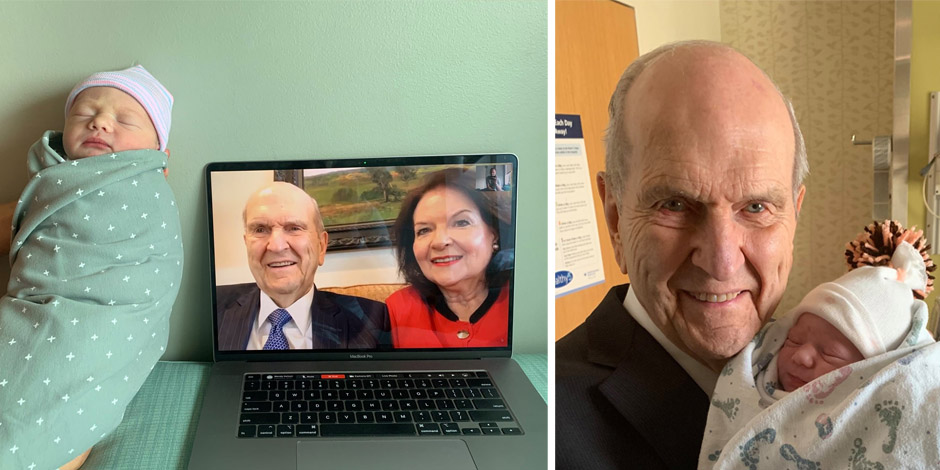 President Nelson Offers Touching Invitation To General Conference Lds Daily