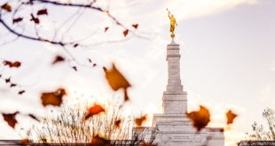 New LDS Temple Announced October 2020