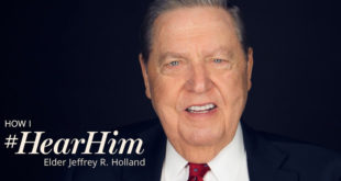 Elder Holland Encourages Vocal Prayers in New #HearHim Video
