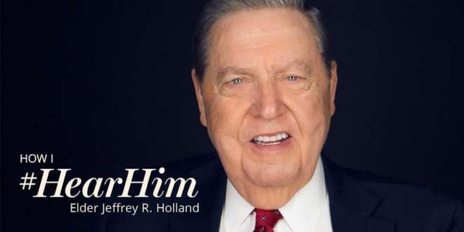 Elder Holland Encourages Vocal Prayers in New #HearHim Video