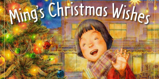 Sister Susan L. Gong Writes Heartwarming New Christmas Book