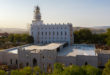 St. George Utah Temple Renovation Project Hits One-Year Milestone