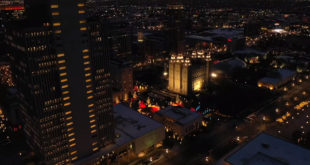 Celebrate Christmas on Temple Square With This Special Broadcast