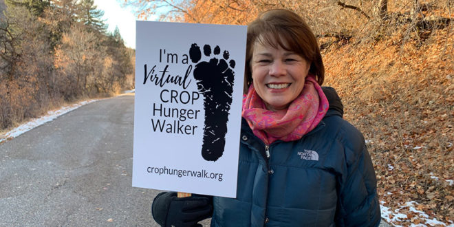 Church Leaders Walk for Hunger Awareness