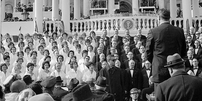 Every Inaugural Appearance of the Tabernacle Choir