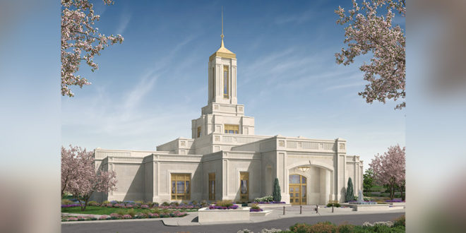 Location and Rendering Released for Pittsburgh Pennsylvania Temple