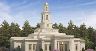 Tallahassee Florida Temple Rendering & Location Announced
